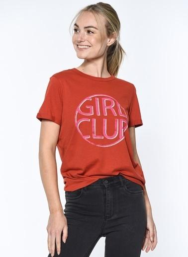 Vero Moda Tişört Kırmızı